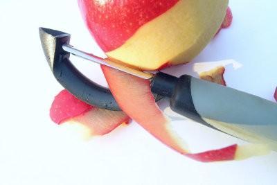 Schil een appel - Hier is hoe gemakkelijk