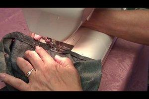 Maak Hotpants zelf - een naai-