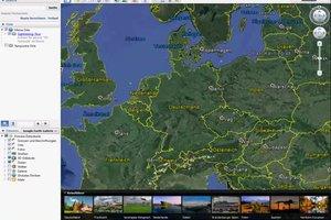 De standaard instelling voor Google Earth - hoe het werkt