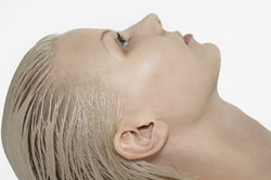 Drown Blonde strepen
