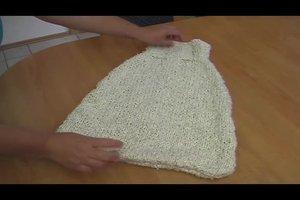 Pucksack - breien een Strampelsack Neonatale zelf