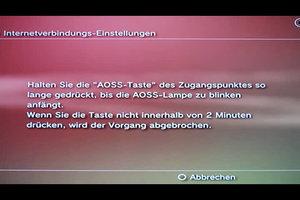 Gebruik AOSS-knop op de PS3 goed - hoe het werkt
