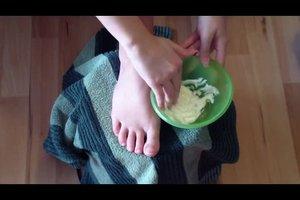 Huis remedie voor het hoornvlies - zo krijg je mooie voeten voor de zomer