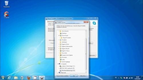 Skype zonder installatie - dus het zal werken