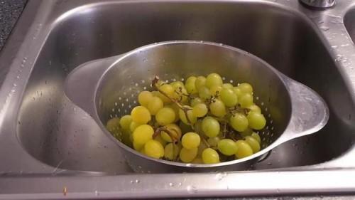 Maak druivensap zelf - hoe het werkt