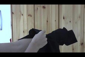 Zwarte lingerie wassen goed - hoe het werkt