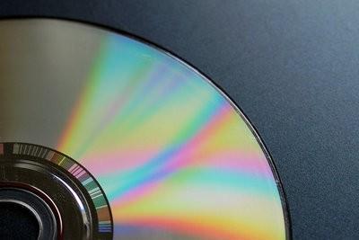 Maak een CD met detergent healing - dus slaagt's