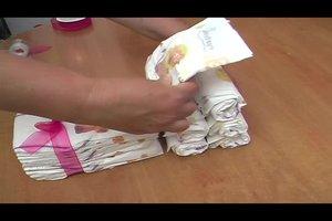 diaper auto 39 s instructies voor het knutselen. Black Bedroom Furniture Sets. Home Design Ideas