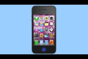 De home-knop op de iPhone 4: A-knop verschillende functies - dus profiteren van deze