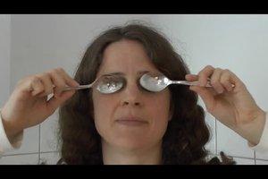 Gezwollen ogen na het huilen - dat helpt