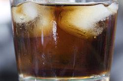 Cola met gemalen koffie - recept