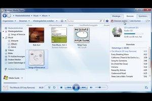 Audio-cd branden met Windows 7 - hoe het werkt