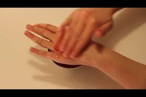 Hand Care zelfgemaakte - mooie handen met eenvoudige huismiddeltjes