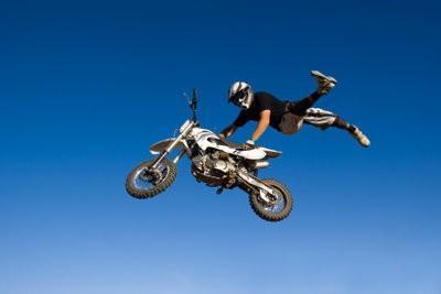 Motorcycle: aankoop aankondiging - het moeten er rekening mee