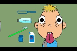 Zweren op de tong - wat te doen?