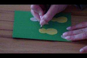 Schilderen met Pasen en sleutelen - Ideeën en suggesties