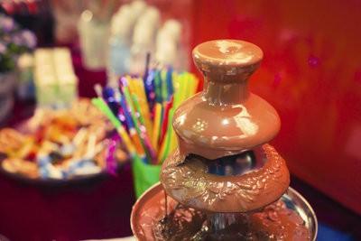 Clean chocoladefontein - hoe het werkt
