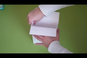 Maak papieren zakken zelf - dus ze zijn stabiel