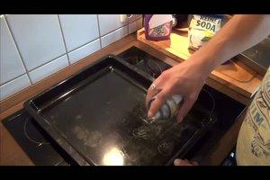Clean bakplaat - hoe het werkt