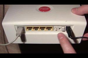 Alice draadloze wachtwoord - wat te doen?