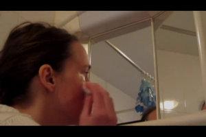 Eye rimpels - het helpen van deze huismiddeltjes