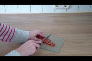 Rabarber voorbereiding - recept voor rabarber compote