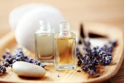 Productie massage olie zelf