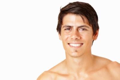 Haarkleuring - de mannen moeten er rekening mee de