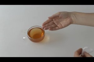 Zwarte thee op de ogen - dit is hoe het home remedies