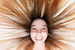 Wat te doen over 'straw hair?