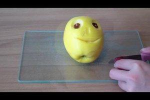Fruit carving - een gids voor grappige Fruit gezichten