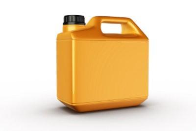 Schoon water bussen - dus het werkt met de interne schoonmaak