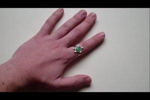 Legt betekenis van de kleuren levendig - Mood Ring