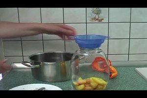 Peach Iced Tea - Recept voor een koele verfrissing