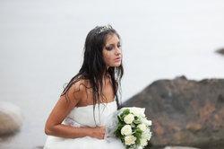 Naai luxe trouwjurk zelf - een gids