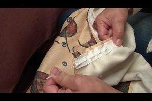 Gordijnen naaien zelf - Instructies