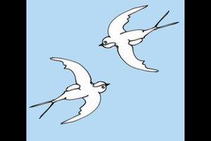Tattoo - Zwaluwen hebben deze betekenis