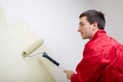 Het vullen van de muur - zodat u de juiste primer