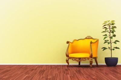 Maak Living kleur - dus het is in harmonie