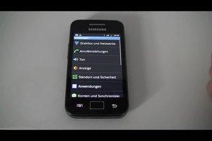 Samsung Galaxy Ace: batterij loopt snel uit - zodat u de levensduur van de batterij van je smartphone te verlengen