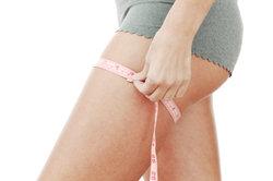 Cellulite - de dijen, je hen in staat stellen om te rationaliseren met oefeningen