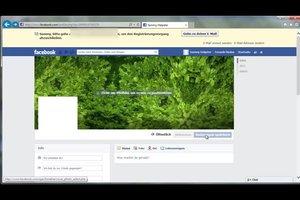 De Facebook omslag beeld niet gaan - zodat je het op te zetten