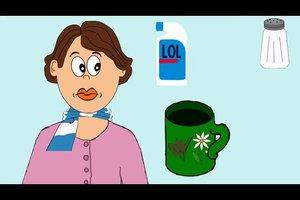 Verlichten angina met huismiddeltjes