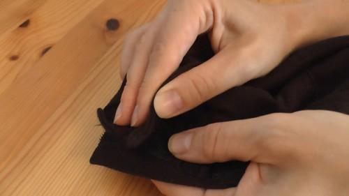Clean klittenband - zodat je het goed