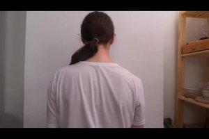 Stijve spieren in de rug - deze oefeningen kunnen helpen