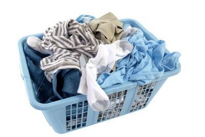 Huis remedie voor het lassen van wasserij - zodat je de geur verwijderen