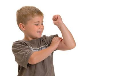 Zoals je spieren snelste bouwen?  - Een opleidingsplan