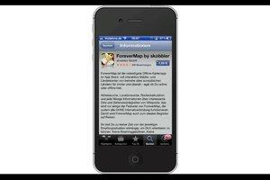 Offline navigatie voor de iPhone - Hoe het werkt via GPS