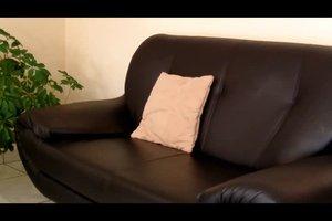 Lederen sofa schoon met huismiddeltjes - dus het zal werken