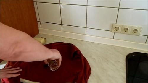 Verwijder olie uit kleding